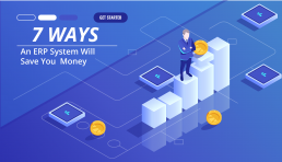 7 ways erp system saves money