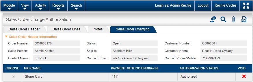 inventory management payment integration